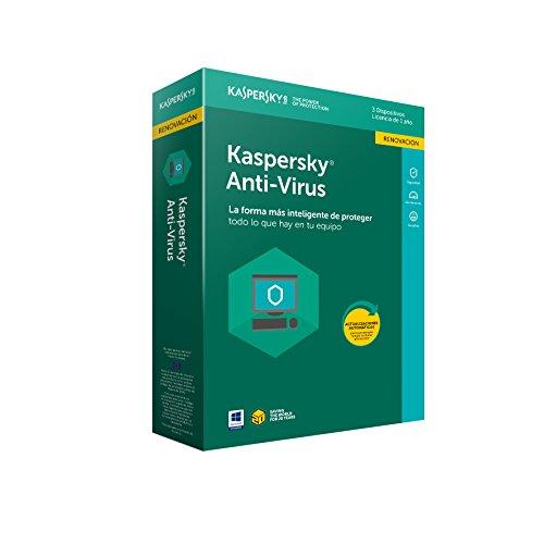Antivirus 2018 renovación