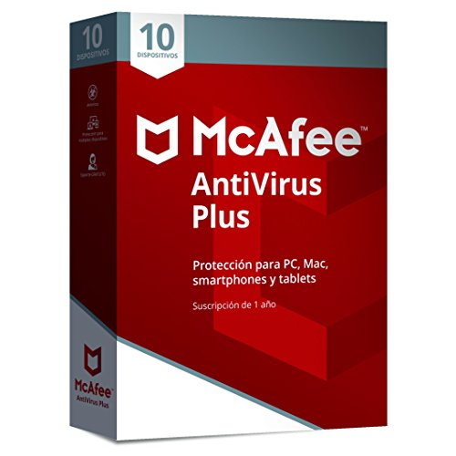 Antivirus plus 10 dispositivos 2018