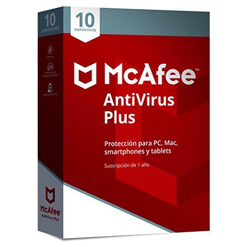 Antivirus plus 10 dispositivos 2018