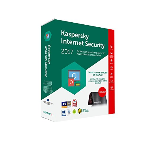 Antivirus kaspersky 2017 3 us int