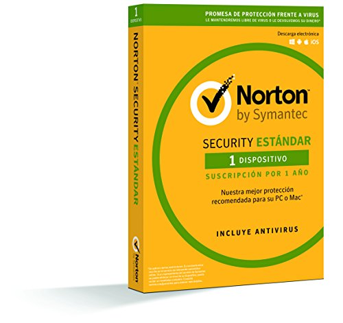 Security estándar antivirus software 2018