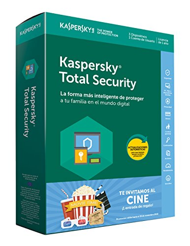 Total security 2018 3licencia