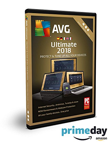 AVG Ultimate 2018