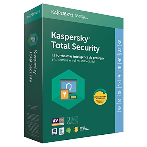 Antivirus kaspersky total security 2018