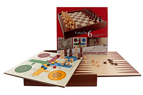 6 juegos clásicos: ajedrez