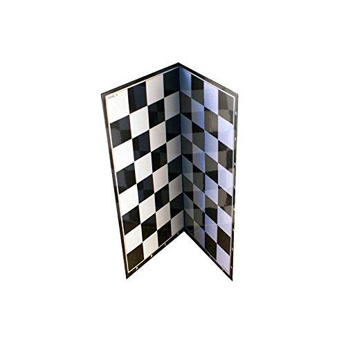 Tablero ajedrez plegable 43cm