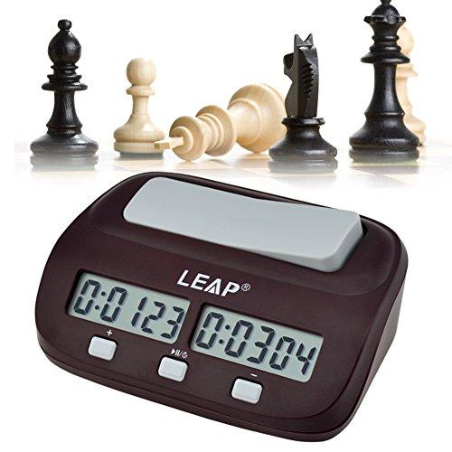 Reloj digital para jugar al ajedrez