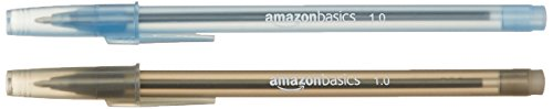 Pack de 100 bolígrafos con punta de 1,0 mm
