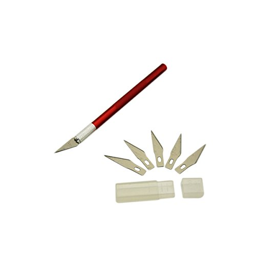 Herramientas de talla de madera de aleación de aluminio craft escultura modelado de cerámica herramienta de corte herramienta de reparación de pcb reparación de bricolaje herramienta de mano