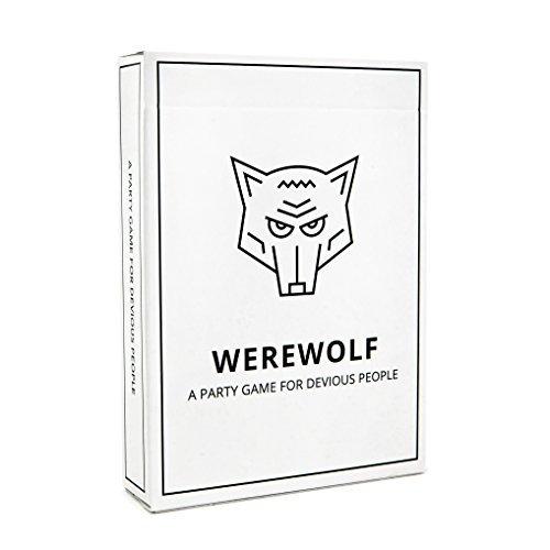 Werewolf de un juego de fiesta para gente astuta
