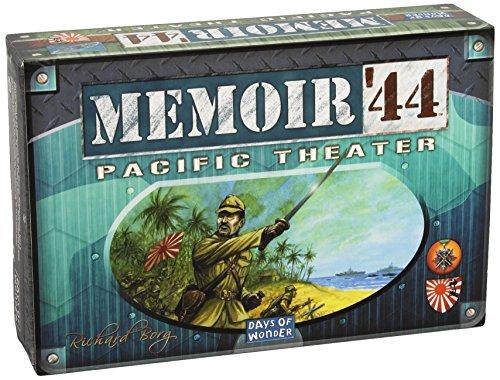Asmodee 200328 memoire '44 pazific theater