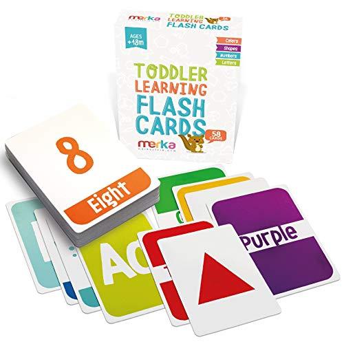 Tarjetas de aprendizaje para niños