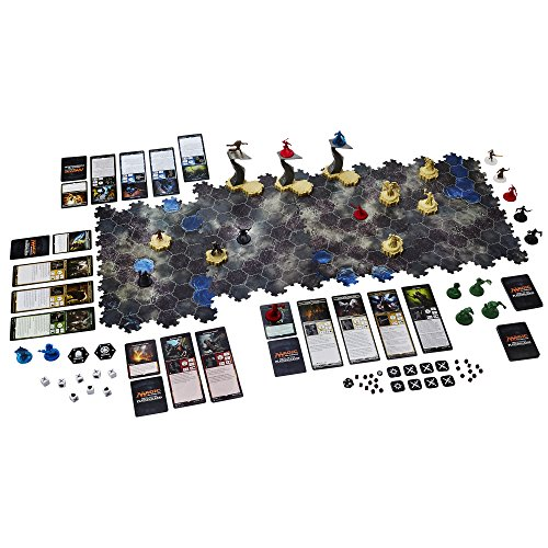 B7410100 juego de tablero magic: the gathering arena of the planeswalkers shadows over innistrad
