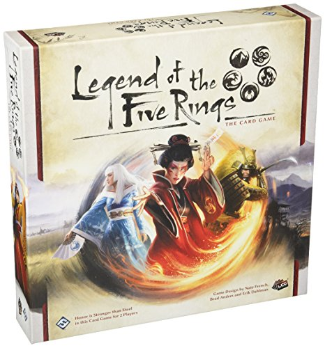 Ffgl5 c01 leyenda de los cinco anillos juego de cartas