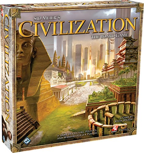Sid meier's civilization: the board game