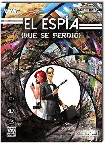 Espía que se perdió