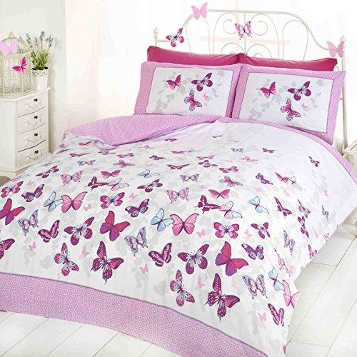 Flutter solo edredón y funda de almohada