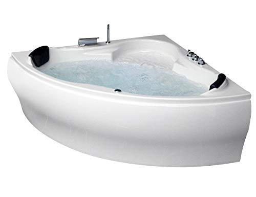 Whirlpool bañera parís hecho en alemania con 8 boquilla de masaje