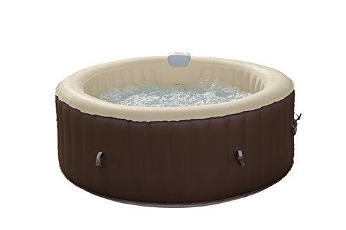 7150017 bañera jacuzzi hinchable eléctrica