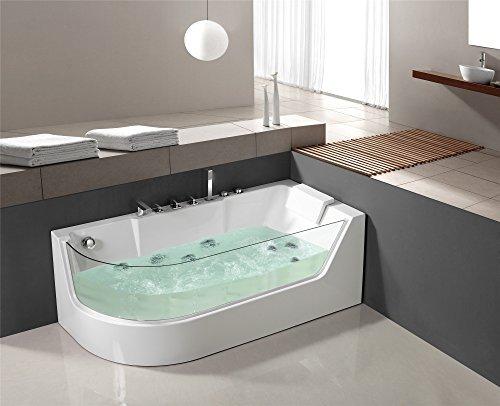 Lujo whirlpool bañera jacuzzi bañera whirl bañera pool lxw de 1533r