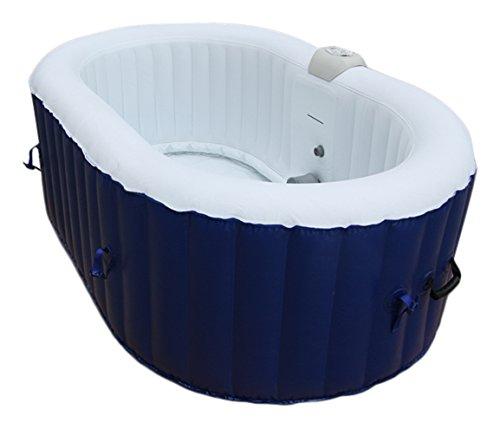 Whirlpool ap de 550spa * redondo diámetro 190 cm * pool 2personen wellness jacuzzi spa whirlpool accesorios 2p indoor outdoor calefacción bañera hinchable