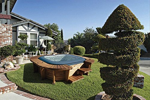 Spa palm beach lay-z hydrojet 250 x 275 x 71 cm