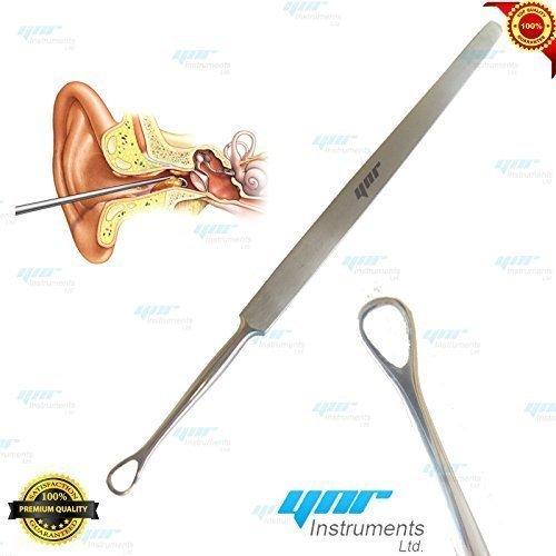 Cera del oído elimina médico limpiador de oídos quirúrgico acero inox productos 14cm