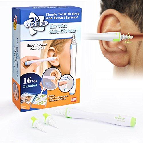 Kit limpiador para oídos