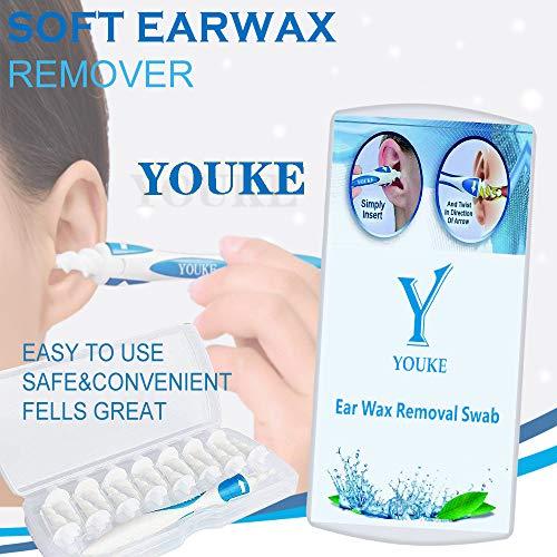 Limpiador de oídos swab
