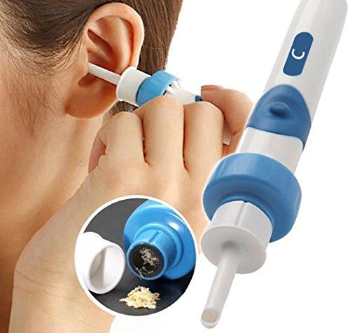 Kit de eliminación de cera de oído eléctrica